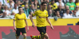 Thomas Delaney for Dortmund