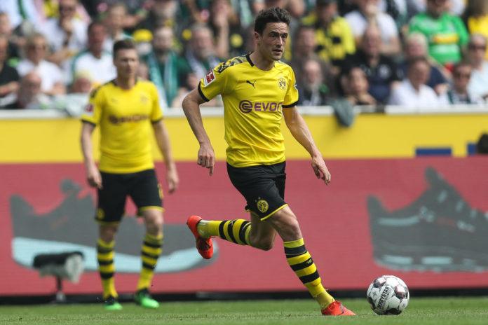 Thomas Delaney for Dortmund