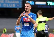 Fabian Ruiz fra Napoli