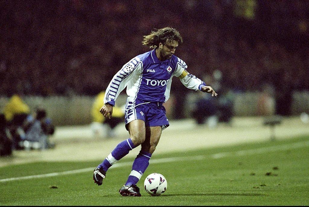 Gabriel Batistuta, Fiorentina