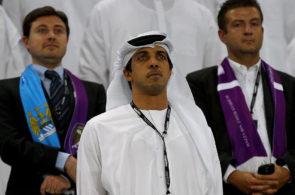 Sheikh Mansour, Manchester City