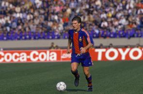 Michael Laudrup i Barcelona