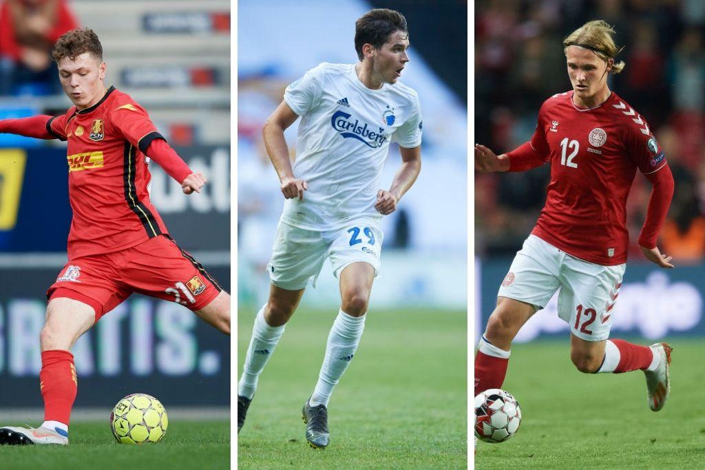 De dyreste danske fodboldspillere