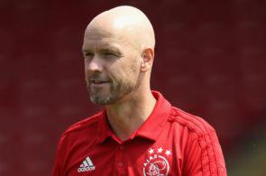 Erik ten Hag, Ajax