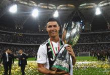 Cristiano Ronaldo for Juventus