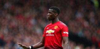 Paul Pogba for Manchester United