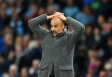 Pep Guardiola fra Manchester City