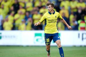 Jesper Lindstrøm, Brøndby IF