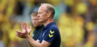 Niels Frederiksen for Brøndby