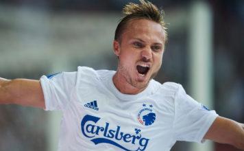 FC Copenhagen vs AGF Aarhus - Danish 3F Superliga image