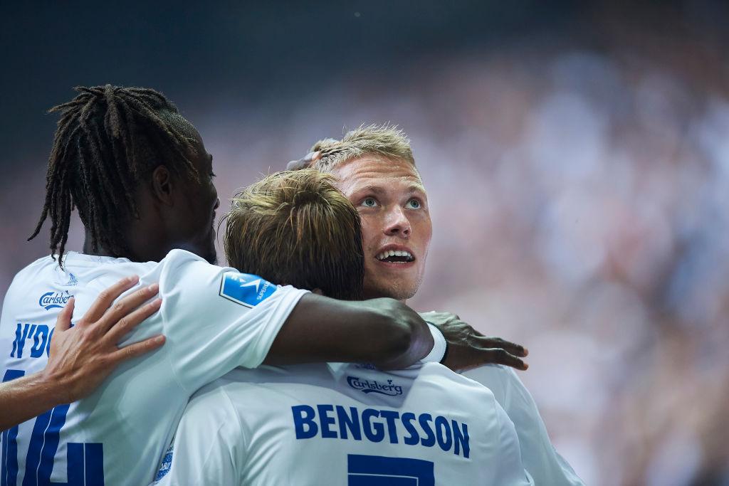 Viktor Fischer, FC København, FCK