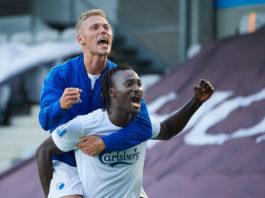 Viktor Fischer, Dame N'Doye, FC København