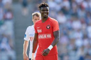 Sory Kaba for FC Midtjylland