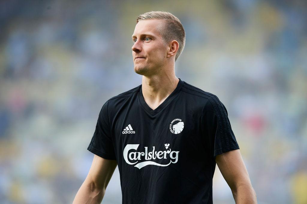 Karl-Johan Johnsson, FCK, FC København