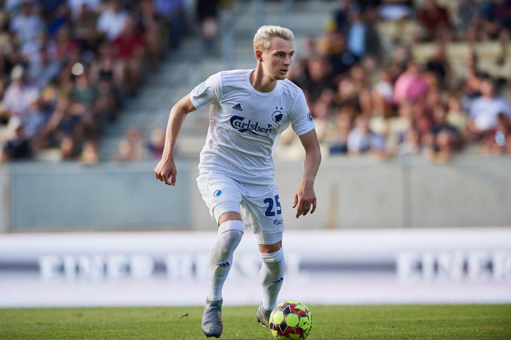 Victor Nelsson, FC København