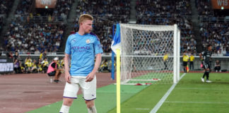 Kevin De Bruyne for Manchester City
