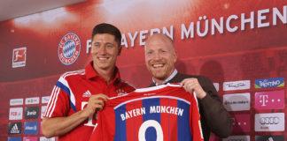 Bayern München, Robert Lewandowski