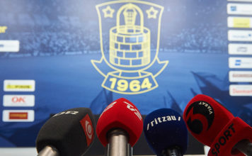 Brondby IF Press Conference image