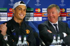 Ronaldo og Ferguson