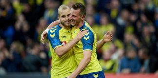 Kamil Wilczek og Teemu Pukki, Brøndby IF, BIF