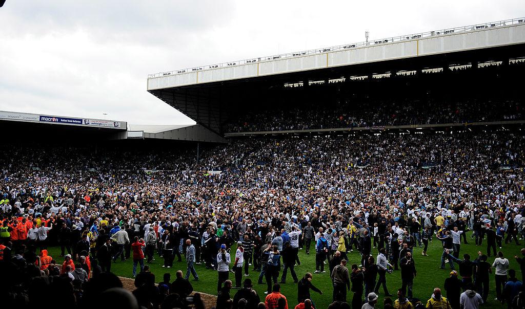 Leeds United v Bristol Rovers