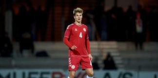 Joachim Andersen for Danmark