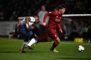 Bobby Duncan Liverpool