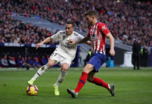 Real Madrid og Atletico Madrid