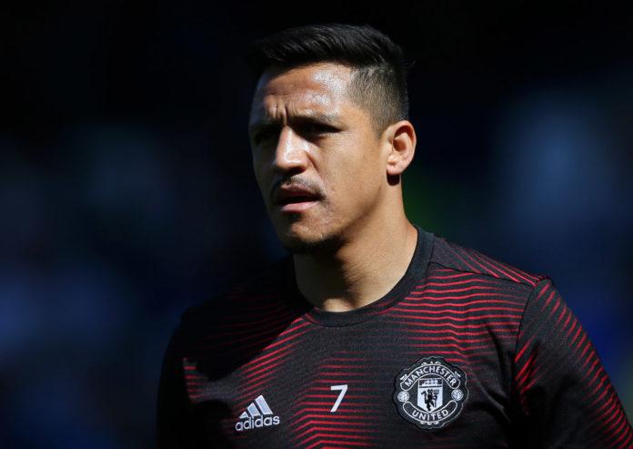 Alexis Sanchez, Manchester United, Inter Milan