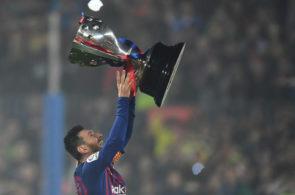 FC Barcelona v Levante UD - La Liga