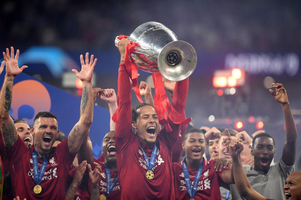 Virgil Van Dijk for Liverpool