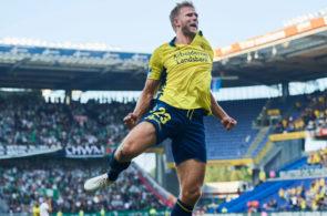 Paulus Arajuuri, BIF, Brøndby IF