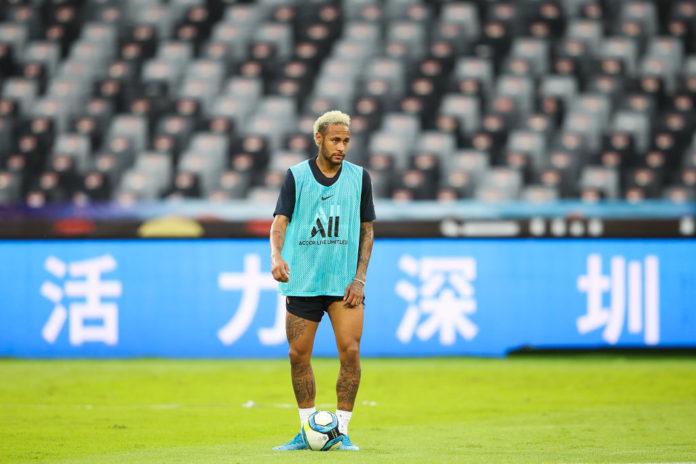 Neymar, Barcelona, PSG