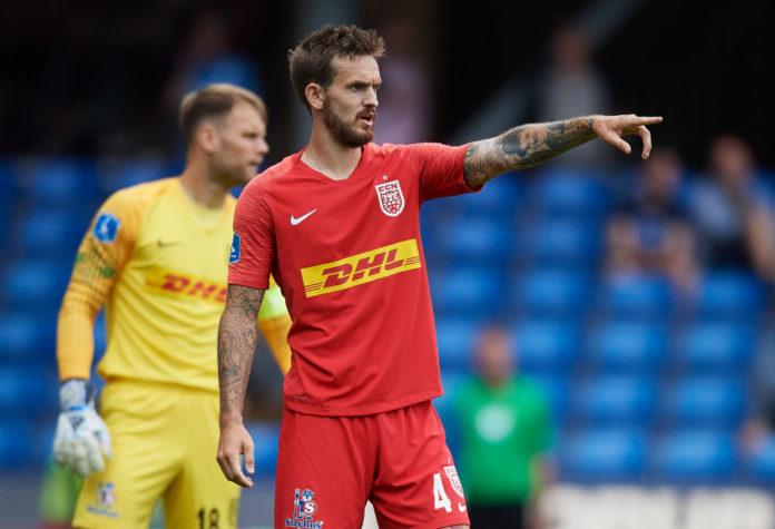 Kian Hansen fra FC Nordsjælland
