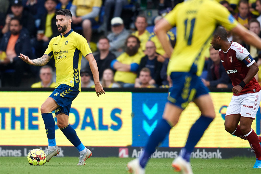 Brondby IF vs S.C Braga - UEFA Europa League Qualification