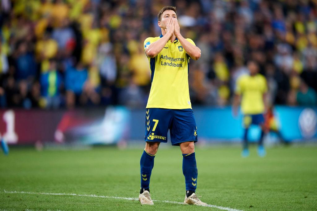 Dominik Kaiser for Brøndby IF, BIF