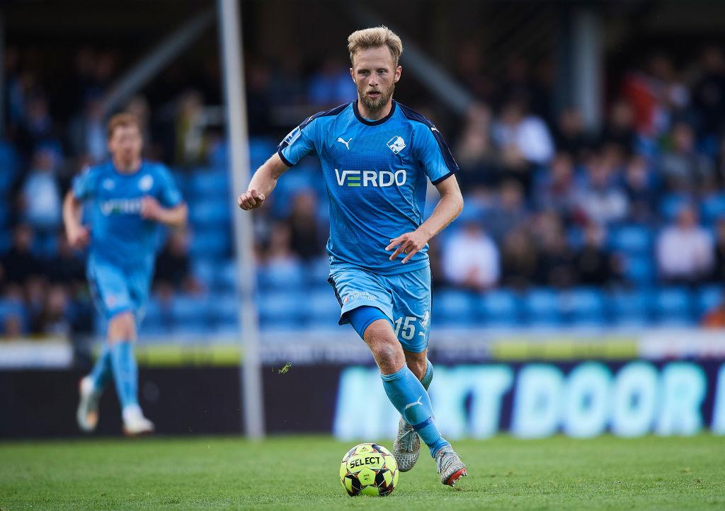 Björn Kopplin, Randers FC