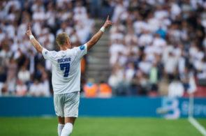 FC Copenhagen vs Riga FC - UEFA Europa League Playoffs 1st Leg