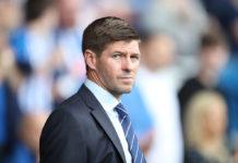Steven Gerrard, Rangers