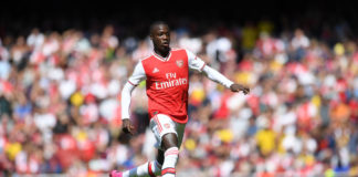 Nicolas Pepe for Arsenal