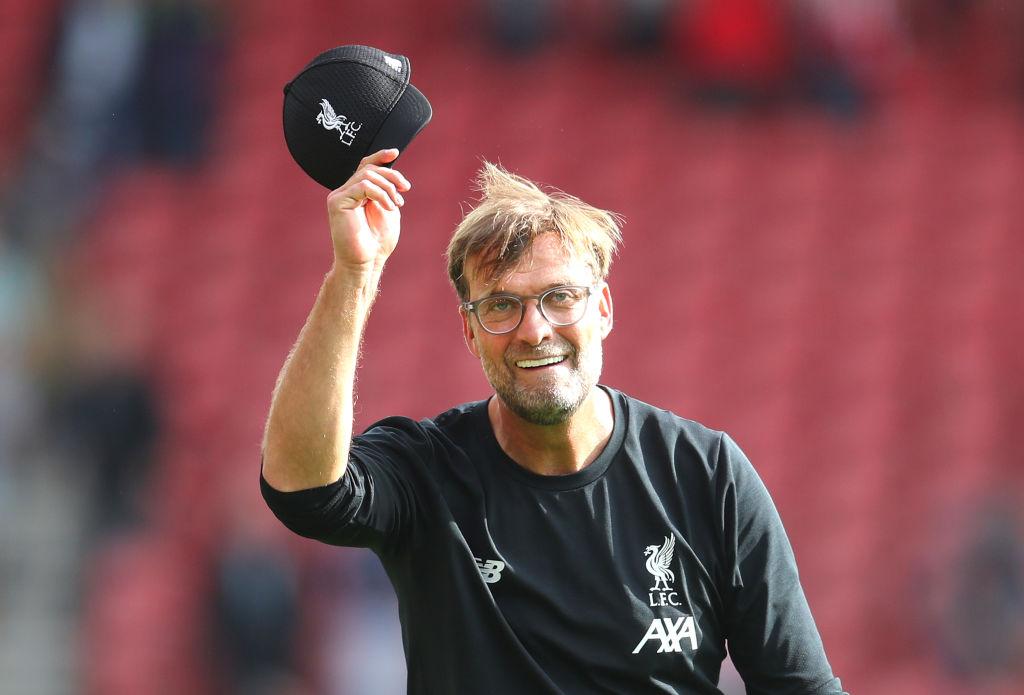 Jürgen Klopp fra Liverpool