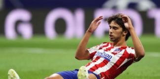 Joao Felix fra Atletico Madrid