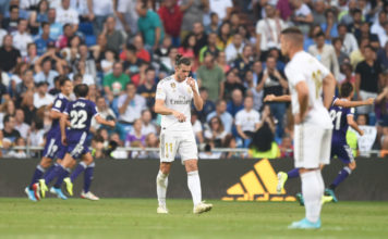 Real Madrid CF v Real Valladolid CF  - La Liga image