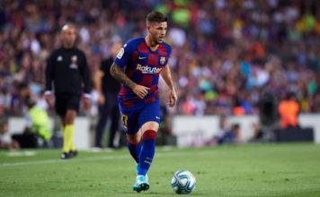 FC Barcelona v Real Betis Balompie  - La Liga image