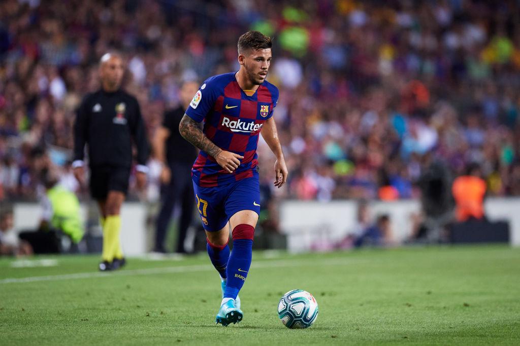Carles Perez, FC Barcelona