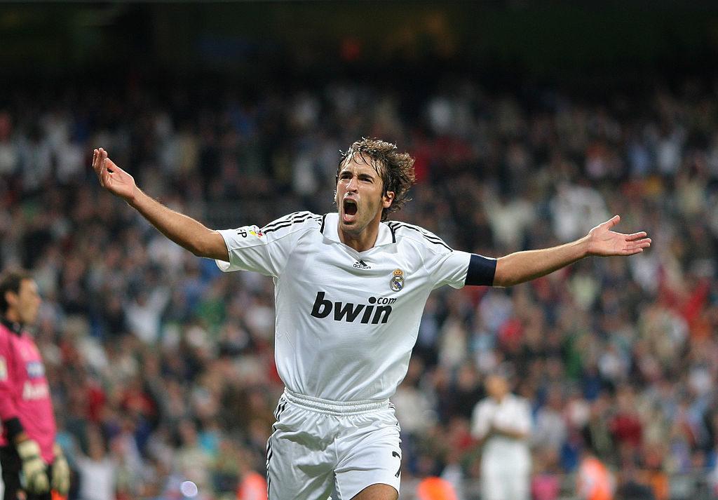 Raúl i Real Madrid