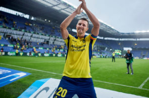 Brondby IF vs AaB Aalborg - Danish 3F Superliga