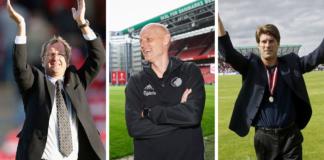 Erik Hamrén Ståle Solbakken Michael Laudrup