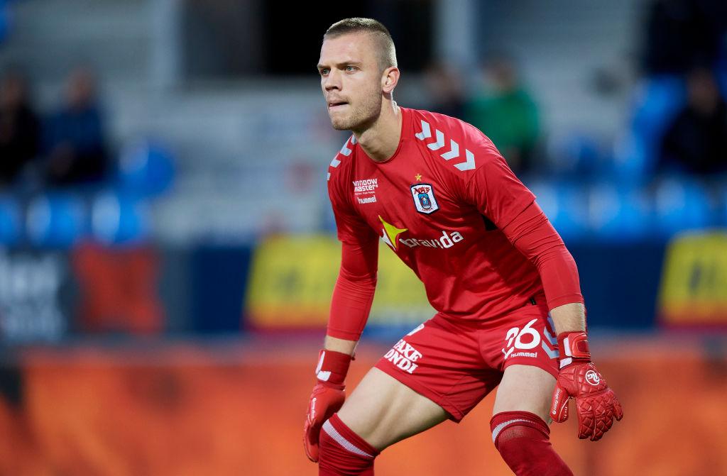 Aleksandar Jovanovic for AGF
