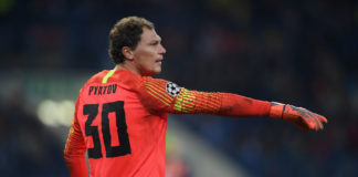 Andriy Pyatov for Shakhtar
